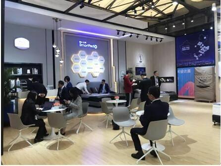 金可儿携多款明星产品精彩绽放上海国际酒店工程设计与用品博览会