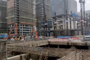 13.8万元/平米上海地王项目开卖当日去化率达85%