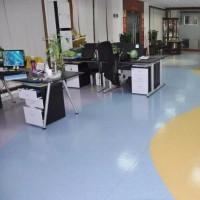 旭升鑫塑胶弹性地板罗维2.0mm厚商用塑胶地板 商业领域专用环保地板 PVC地板