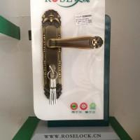 别墅大门锁,豪华门锁 中山锁具 纯铜锁具