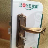 上提反锁-室内门锁-锌合金门锁自产自销