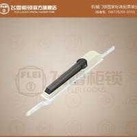 MS830威图机柜门锁 防威图箱门锁 带防尘盖弹子锁芯