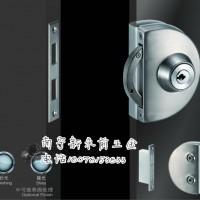 广西供应玻璃门锁即施妥JUSTOR半圆单边单开门锁JU-W507