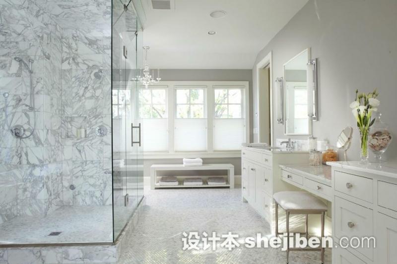 浴室小怎么装修的6种装饰技术吧