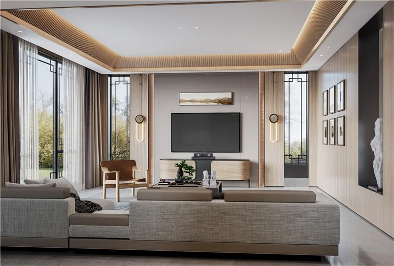广州私宅设计专家林杨耀热爱生活设计才会绽放深情新趣